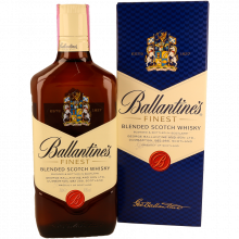 WHISKY FINEST BALLANTINES 70 CL