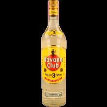 RUM 3 ANOS HAVANA CLUB