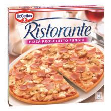 PIZZA DR OETKER RISTORANTE PROSCIUTTO FUNGHI CONG 350 G