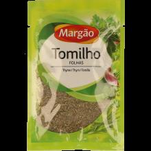 TOMILHO EM FOLHAS MARGAO PACOTE 5 G