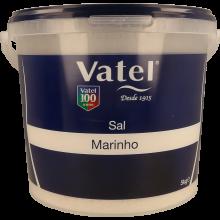 SAL MARINHO GROSSO VATEL 5 KG