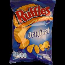 BATATA FRITA ONDULADA RUFFLES 45 GR