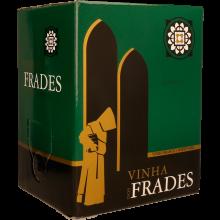 VINHO BAG IN BOX BRANCO 13% VINHA DEFRAD ES 5 LT