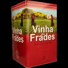 VINHO TINTO VINHA DE FRADES 11,5% BAG IN BOX 10 LT