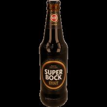 CERVEJA STOUT SUPER BOCK TARARECUPERAVEL  33 CL