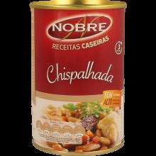 CHISPALHADA COM FEIJÃO NOBRE 420 GR