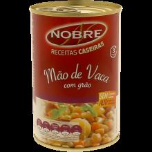 MÃO DE VACA COM GRÃO NOBRE 420 GR