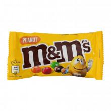 CHOCOLATE AMENDOIM M&M'S 45 GR