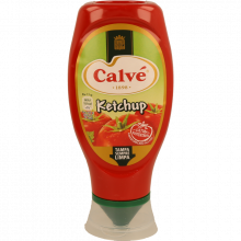 KETCHUP TOP DOWN CALVÉ 444 GR