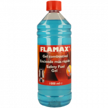 GEL COMBUSTÍVEL FLAMAX 1 LT