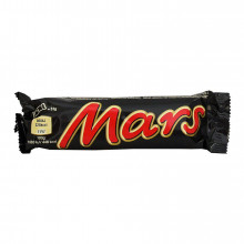 CHOCOLATE SINGLE MARS 51 GR