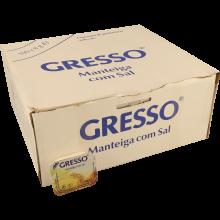 MANTEIGA GRESSO 100 X 8 G