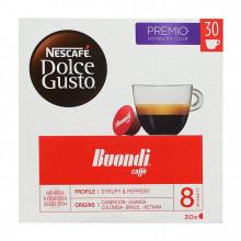CAFÉ CÁPSULAS DOLCE GUSTO BUONDI 30 UN