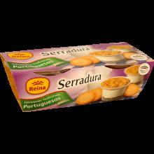SOBREMESA SERRADURA REINA 2X85 GR