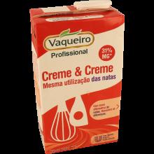NATAS CREME & CREME 31% VAQUEIRO 1 LT