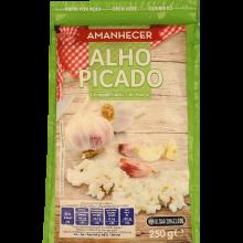 ALHO PICADO CONGELADO AMANHECER 250 GR