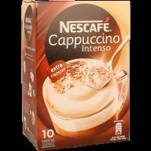 CAPPUCCINO INTENSO NESCAFÉ 10X12,5 GR