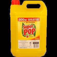 DETERGENTE LOIÇA LIMÃO SUPER POP 4000+500 ML