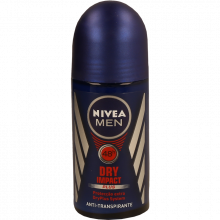 DESODORIZANTE ROLL-ON MEN DRY NIVEA 50 ML