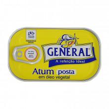 ATUM GENERAL POSTA OLEO 110GR