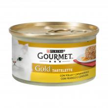 COM HU GT GOURMET GOLD TART GALINHA 85G