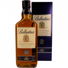 WHISKY 12 ANOS BALLANTINE´S 70 CL