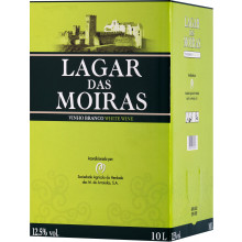 VINHO BRANCO LAGAR DAS MOIRAS BAG IN BOX 10 LT
