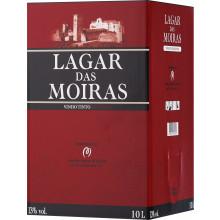 VINHO TINTO LAGAR DAS MOIRAS 0,13 BAG IN BOX 10 LT