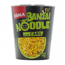 NOODLES BANZAI CARIL CIGALA 67 GR