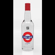 DRY GIN SPIRIT BAR 1 LT