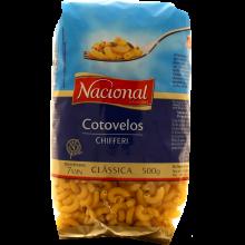 MASSA NACIONAL COTOVELOS 500GR