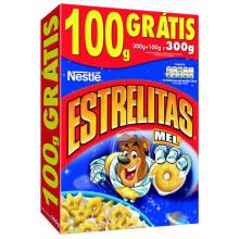 CEREAL ESTRELITAS 200G+100G OF