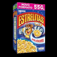 CEREAIS NESTLÉ ESTRELITAS 550G