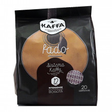 CAFÉ CÁPSULAS KAFFA FADO 20 UN