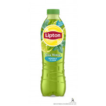 I TEA LIPTON GREEN HORTELA LIMA PET 1L