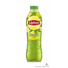 I TEA LIPTON GREEN LIMÃO PET 1L