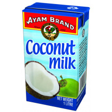 LEITE COCO AYAM 1000ML