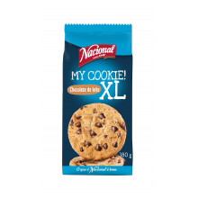 BOL NACIONAL MY COOKIE XL CHOCOLATE 180G R