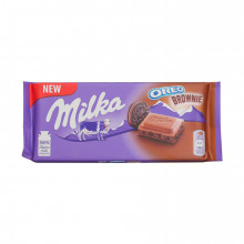 TABLETE MILKA OREO BROWNIE 100G