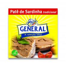 PATE GENERAL SARDINHA 75G