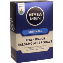 AFTER SHAVE LOÇÃO BÁLSAMO NIVEA 100 ML