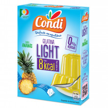 GELATINA LIGHT ANANÁS CONDI 2X15 GR