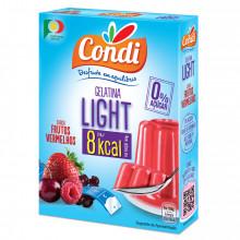 GELATINA LIGHT FRUTOS VERMELHOS CONDI 2X15 GR