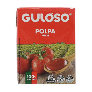 Polpa De Tomate Guloso Tetra 210 G