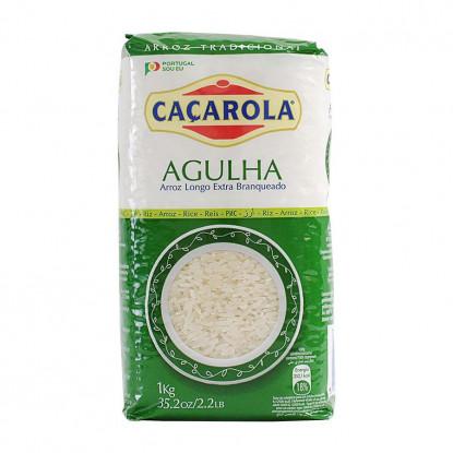 ARROZ CAÇAROLA AGULHA 1 KG