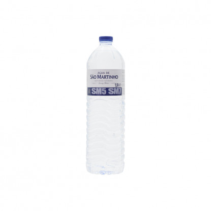 AGUA S.MARTINHO PET 1,5LT