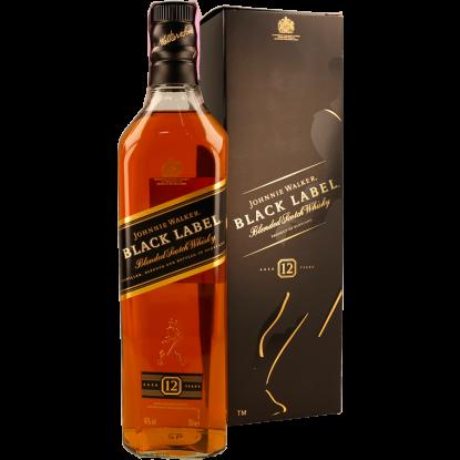 WHISKY J.WALKER BLACK LABEL 12ANOS 70CL