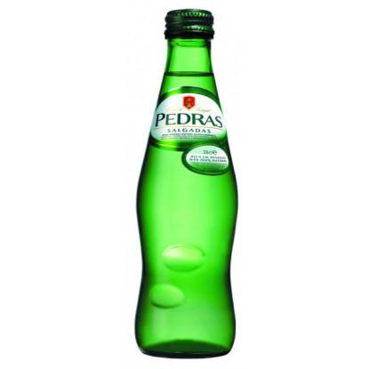 AGUA C/GAS PEDRAS SALGADAS 25CL