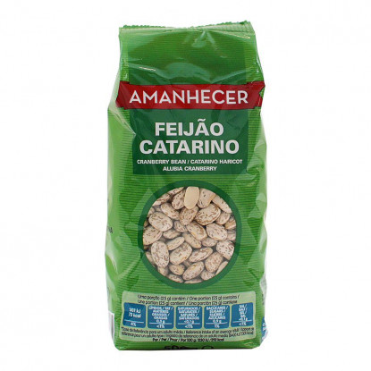 FEIJÃO AMANH CATAR 500GR