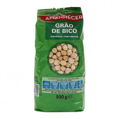 GRÃO DE BICO AMANH 500GR